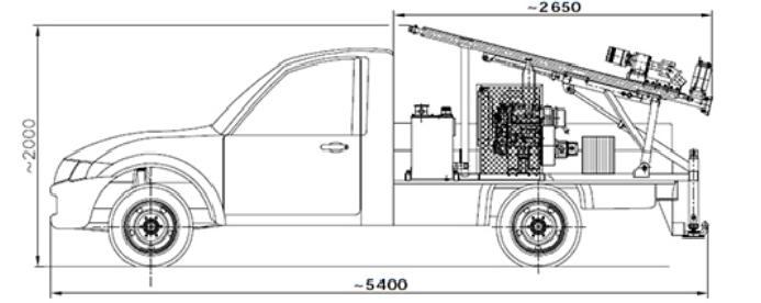 Rys. 1 Wiertnica samochodowa typ (http://wamet.pl/index.php?m=bipr&id=102&id_cat=44&products_id=76)
