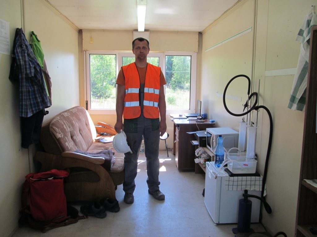 geolog Maciek