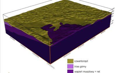 Warunki hydrogeologiczne wrejonie Krupskiego Młyna wświetle badań modelowych