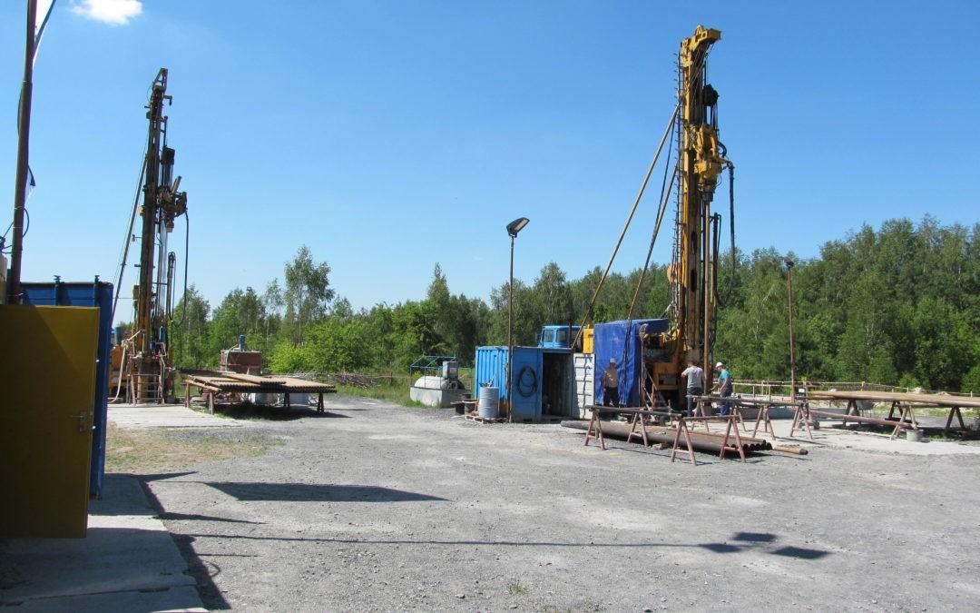 Geologiczna obsługa kopalń