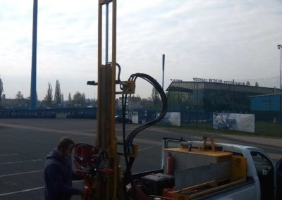 geotechnika Chorzów